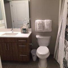 Отель Weichert Suites at the West End США, Вашингтон - отзывы, цены и фото номеров - забронировать отель Weichert Suites at the West End онлайн ванная