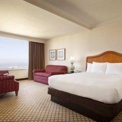 Отель Hilton San Francisco Union Square 4* Люкс с двуспальной кроватью фото 2
