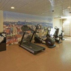 Отель NH Porta Barcelona спортивное сооружение