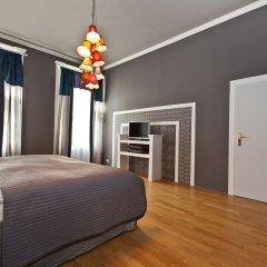 Апартаменты Royal Prague City Apartments Прага комната для гостей фото 5