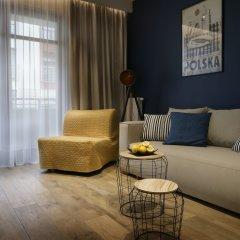 Апартаменты IRS ROYAL APARTMENTS - IRS Neptun Park комната для гостей фото 4