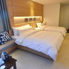 Отель Cacao Южная Корея, Инчхон - отзывы, цены и фото номеров - забронировать отель Cacao онлайн комната для гостей фото 5