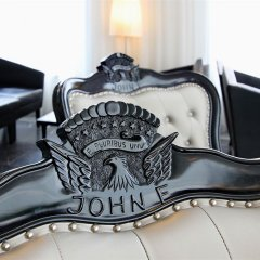 Отель ARCOTEL John F Berlin Германия, Берлин - 3 отзыва об отеле, цены и фото номеров - забронировать отель ARCOTEL John F Berlin онлайн интерьер отеля фото 3
