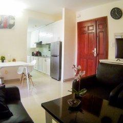 Отель Sweet Apartment New and Shine Вьетнам, Вунгтау - отзывы, цены и фото номеров - забронировать отель Sweet Apartment New and Shine онлайн комната для гостей фото 4