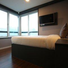 Отель Philstay Myeongdong Южная Корея, Сеул - отзывы, цены и фото номеров - забронировать отель Philstay Myeongdong онлайн комната для гостей фото 3