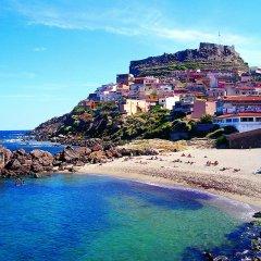 Hotel Meli Кастельсардо пляж фото 2