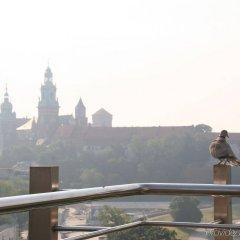 Отель Kossak Hotel Польша, Краков - 1 отзыв об отеле, цены и фото номеров - забронировать отель Kossak Hotel онлайн балкон