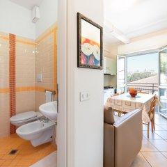Отель Villa Maria Apartments Италия, Риччоне - отзывы, цены и фото номеров - забронировать отель Villa Maria Apartments онлайн ванная фото 2