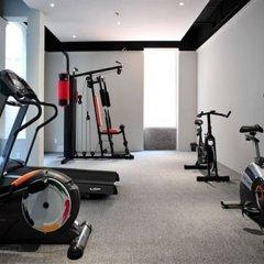Отель Db Court фитнесс-зал