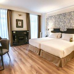 Отель Sercotel Hotel Europa Испания, Сан-Себастьян - 1 отзыв об отеле, цены и фото номеров - забронировать отель Sercotel Hotel Europa онлайн комната для гостей фото 3
