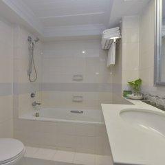 Отель BelAire Bangkok Бангкок ванная