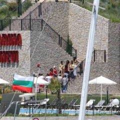 Отель BADEMITE Свети Влас бассейн фото 3