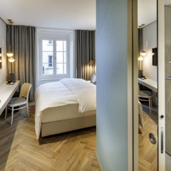 Hotel Basilea Zürich комната для гостей фото 4