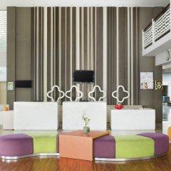 Отель Ibis Styles Bali Benoa интерьер отеля