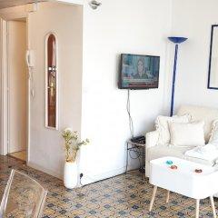Отель Nice Booking - Royal Luxembourg Piscine Ницца комната для гостей