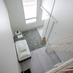 Отель Spot Apartments Espoon Keskus Финляндия, Эспоо - отзывы, цены и фото номеров - забронировать отель Spot Apartments Espoon Keskus онлайн ванная