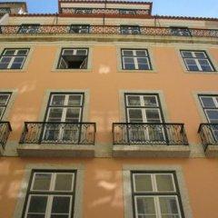 Отель Living Lisboa Baixa Apartments Португалия, Лиссабон - отзывы, цены и фото номеров - забронировать отель Living Lisboa Baixa Apartments онлайн вид на фасад
