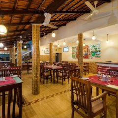 Отель Spazio Leisure Resort Гоа гостиничный бар