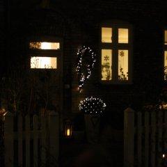 Отель The Little Guesthouse Копенгаген вид на фасад