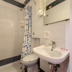 Отель Planet Италия, Рим - отзывы, цены и фото номеров - забронировать отель Planet онлайн ванная