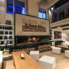 Отель St George Palace спа