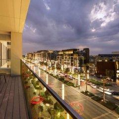 Отель Explore City Walk From an Exquisite Sanctuary ОАЭ, Дубай - отзывы, цены и фото номеров - забронировать отель Explore City Walk From an Exquisite Sanctuary онлайн балкон