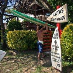 Отель Latas Surf House фото 3