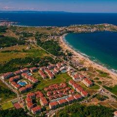 Отель Green Life Beach Resort Sozopol пляж фото 2