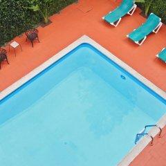 Отель Aparta Hotel Turey Доминикана, Санто Доминго - отзывы, цены и фото номеров - забронировать отель Aparta Hotel Turey онлайн бассейн