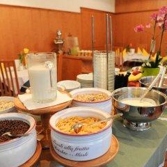 Hotel Pension Schweitzer Силандро питание фото 2