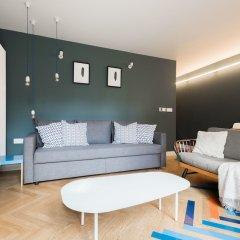 Отель The Notting Hill House - 4 Apartments Великобритания, Лондон - отзывы, цены и фото номеров - забронировать отель The Notting Hill House - 4 Apartments онлайн комната для гостей фото 5
