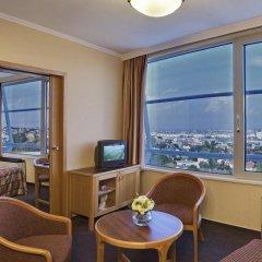 Отель Danubius Hotel Budapest Венгрия, Будапешт - 1 отзыв об отеле, цены и фото номеров - забронировать отель Danubius Hotel Budapest онлайн комната для гостей фото 3