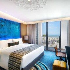 Отель W Muscat Оман, Маскат - отзывы, цены и фото номеров - забронировать отель W Muscat онлайн комната для гостей фото 2