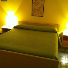 Отель B&B Nido Colorato Фонтане-Бьянке комната для гостей фото 4