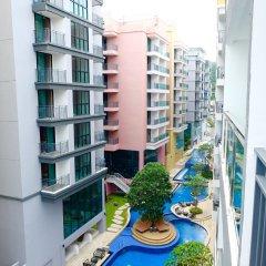 Citrus Grande Hotel Pattaya by Compass Hospitality балкон
