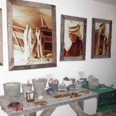 Отель Ammarin Bedouin Camp Иордания, Вади-Муса - отзывы, цены и фото номеров - забронировать отель Ammarin Bedouin Camp онлайн питание фото 2