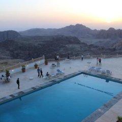 Отель Grand View Hotel Иордания, Вади-Муса - отзывы, цены и фото номеров - забронировать отель Grand View Hotel онлайн бассейн