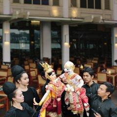 Отель Anantara Riverside Bangkok Resort Таиланд, Бангкок - отзывы, цены и фото номеров - забронировать отель Anantara Riverside Bangkok Resort онлайн фото 7