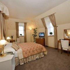 Отель Hoffmeister&Spa Прага удобства в номере фото 2