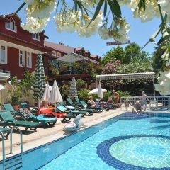 Tonoz Beach Турция, Олудениз - 2 отзыва об отеле, цены и фото номеров - забронировать отель Tonoz Beach онлайн бассейн фото 2