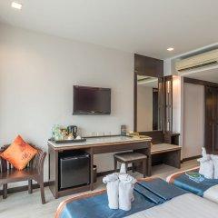 Отель Ananta Burin Resort Таиланд, Ао Нанг - 1 отзыв об отеле, цены и фото номеров - забронировать отель Ananta Burin Resort онлайн удобства в номере фото 2