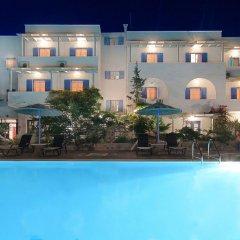Caldera Romantica Hotel бассейн