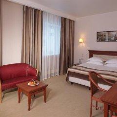 Гостиница Рамада Москва Домодедово Стандартный номер с разными типами кроватей фото 9