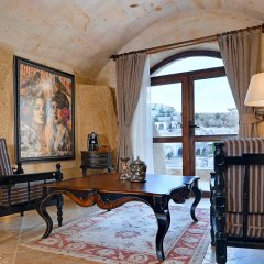 Seraphim Cave Hotel Мустафапаша комната для гостей