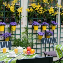 Отель Hôtel Eden Montmartre детские мероприятия