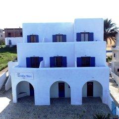 Отель Perdika Mare балкон