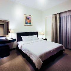 Отель Diamond Westlake Suites Ханой комната для гостей