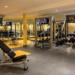 Aventura Hotel фитнесс-зал фото 4