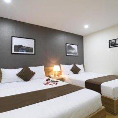 Отель Thu Hien Hotel Вьетнам, Нячанг - отзывы, цены и фото номеров - забронировать отель Thu Hien Hotel онлайн комната для гостей фото 4