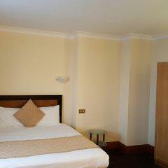 Отель Britannia Hampstead Лондон сейф в номере